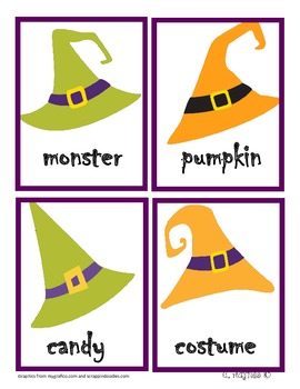Witchy ABC Order