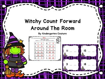 Witchy Count Forward Around The Room