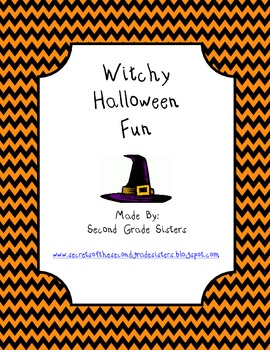 Witchy Halloween Fun