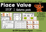 Place Value Autumn Pack UK Curriculum 2014