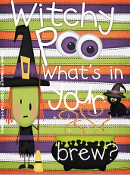 Witchy Poo, Witchy Poo What's in Your Brew? {Reader and Pocket Chart}