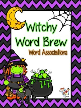 Witchy Word Brew: Word Associatons