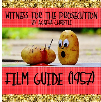 Witness for the Prosecution (1957) Film Questions