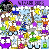 Wizard Buds {Creative Clips Clipart}