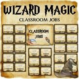 Wizard Classroom Decor: Classroom Jobs