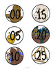 Wizard Theme Clock Labels: Perfect for Your Magical Classroom Decor