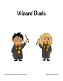 Wizard Duels: vce/ccvc words
