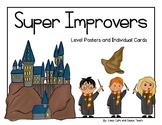 Wizard Inspired Super Improvers Wall Chart