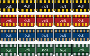 Harry Potter Inspired Teacher Toolbox Labels- EDITABLE