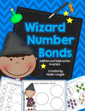 Wizard Number Bonds by Kinder League