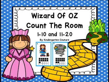 Wizard Of Oz Count The Room
