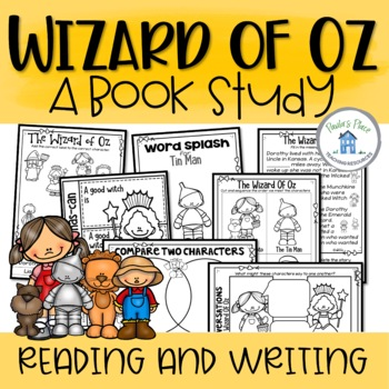 Wizard Of Oz Sequencing Worksheets Teaching Resources TpT