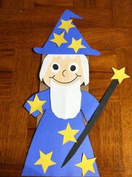 Wizard Puppet
