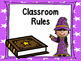 Wizard Class Rules