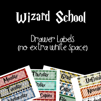 Wizard Theme Drawer Labels (8.5)