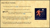 Wizard Theme First Day of School   PowerPoint Template