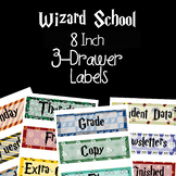 Wizard Theme Drawer Labels