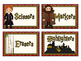 Wizard Themed Classroom Labels