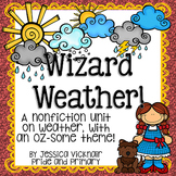 Wizard Weather Unit: A Mini Nonfiction Unit on Weather