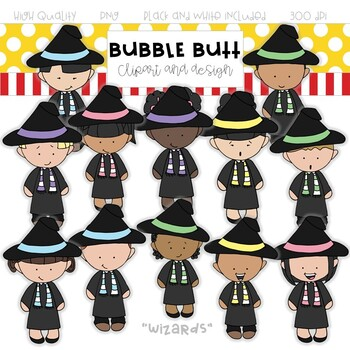 Wizard clip art - Bubble Butt Clipart and Design