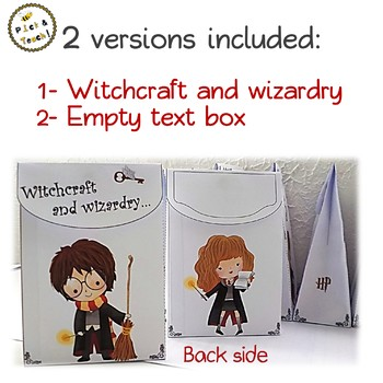 Wizard gift boxes for Harry Potter fans ✰ Happy birthday!