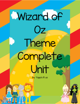 Wizard of OZ complete unit!