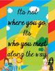 Wizard of OZ quote Posters