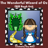 Wizard of Oz Novel Study: vocabulary, comprehension, writing, skills