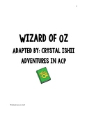 Wizard of Oz Adapted