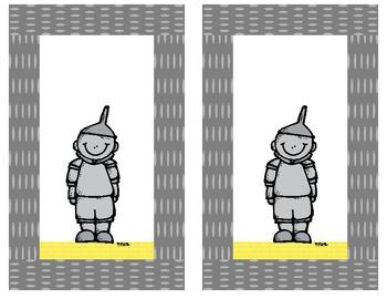Wizard of Oz Locker Tags/Labels