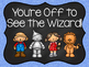 Wizard of Oz Behavior Chart