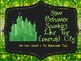 Wizard of Oz Behavior Clip Chart