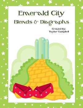 The Wizard of Oz - Blends & Diagraphs