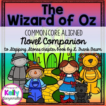 The Wizard of Oz Novel Companion with Character Posters