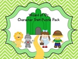 Wizard of Oz Character Trait Puzzles
