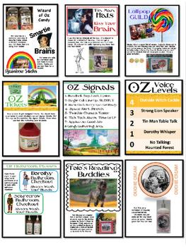Wizard of Oz Classroom