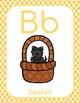 Wizard of Oz Classroom Alphabet Posters