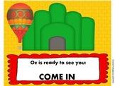 Wizard of Oz Classroom Theme
