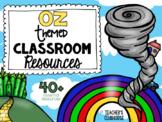 Wizard of Oz Classroom Theme Decor Pack