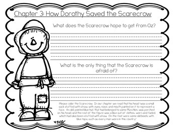 Wizard of Oz Comprehension Questions