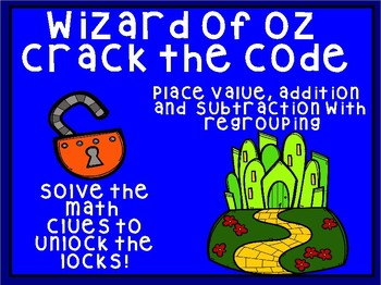 Wizard of Oz Crack the Code