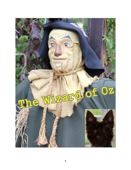 Wizard of Oz Final Exam