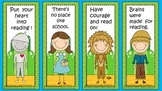 Wizard of Oz Free Bookmarks