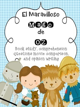 Wizard of Oz [Maravilloso Mago de Oz] - Exemplar Text Pack