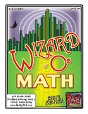 Wizard of Oz - Math Problem Solving – 3rd Grade