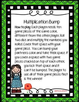 Wizard of Oz Multiplication Bump