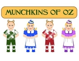 Wizard of Oz Munchkin Clip Art