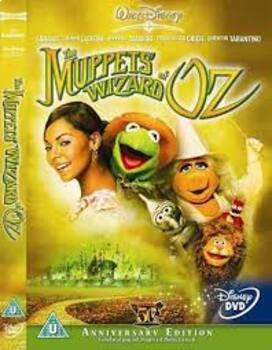 Wizard of Oz - Muppets Movie - Short Answer Questions
