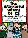 Wizard of Oz Novel Study: Common Core Aligned Activities