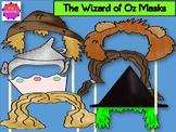 Wizard of Oz  Paper Masks